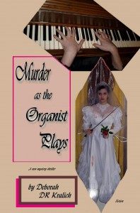 Front Cover of Murder as the Organist Plays